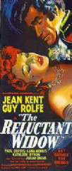 The Reluctant Widow 1950 DVD - Jean Kent / Guy Rolfe